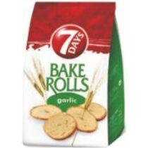 .Bake rolls 80g garlic  (fokhagymás)