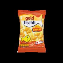 Chio Gold Fischli 100g sajtos