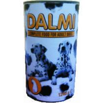 .Dalmi Kutyakonzerv 124kg Baromfi ízü