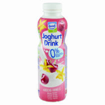 Good Milk joghurtital 500g vanilia-meggy