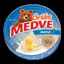 Pan. Medve 200g dobozos sajt natúr