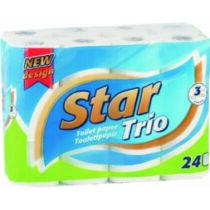 .Star toalettpapír 24tek. 3rtg.