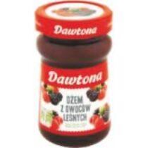 .Dawtona erdei gyümölcs dzsem 280g