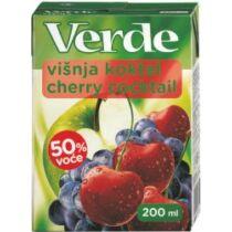 .Verde Cseresznye izü koktél 0,2l (50%)