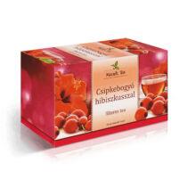 Mecsek Csipkebogyó-Hibiszkusz tea 20x2g