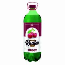 Royal Radler Meggy ízü alkoholmentes szénsavas üdítö 1l