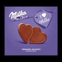 Milka Tender Hearts praliné 130g ILoveYou