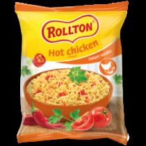 Rollton instant tésztás leves 60g csípős csirke