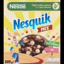 Nesquik Mix kakaó-vanília ízű ropogós gabonapehely 225g