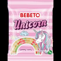 Bebeto gumicukor 80g Unicorn
