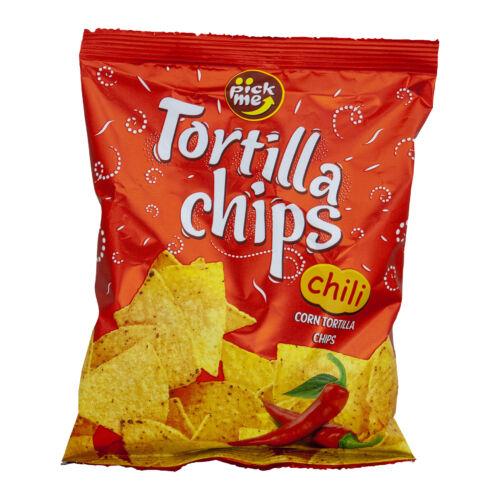 Tortilla chips chili 50g