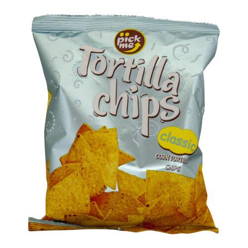 Tortilla chips sós 50g classic