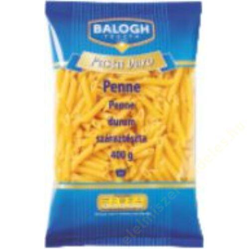 Balogh Pasta durum Penne tészta 400g