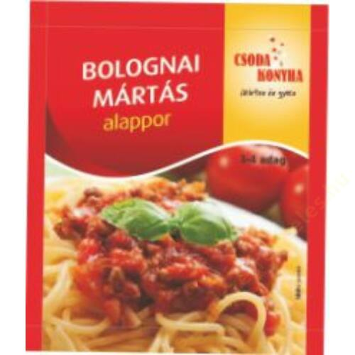 Csoda Konyha Bolognai mártás alappor 47g  17cs/#