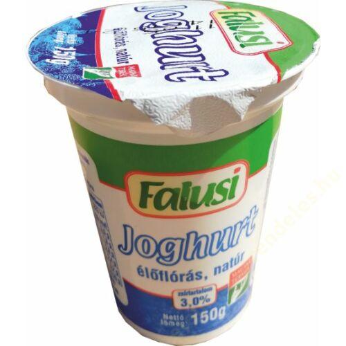 Falusi Natúr Joghurt 150g 20db/#