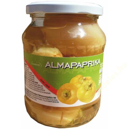 Globetti Almapaprika ecetes 680g/330g üv.