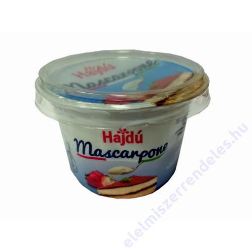 Hajdúsági Mascarpone 250g
