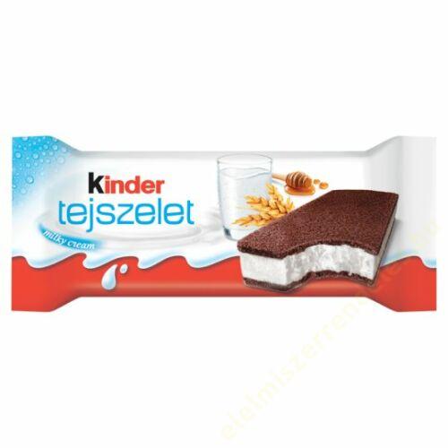 Kinder Tejszelet 28g Ferrero  40/#