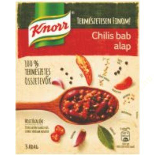 Knorr Alap 100% Chilis bab 64g