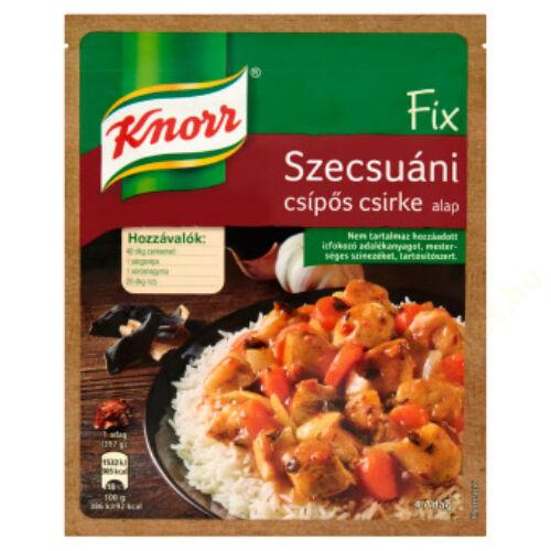 Knorr alap Szecsuáni csípős csirke 37g