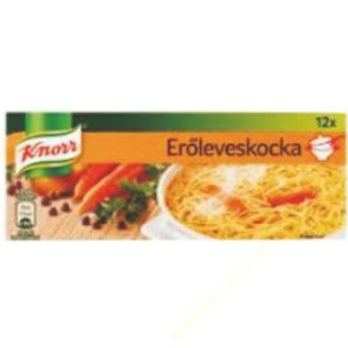 Knorr kocka 120g Eröleves (szav.idös)