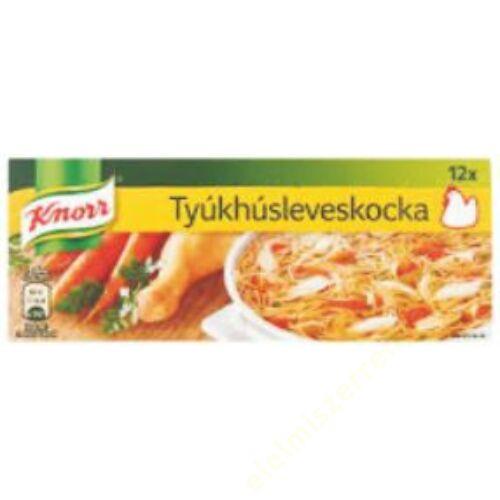 Knorr kocka 120g Tyúkhúsleves   24db/#