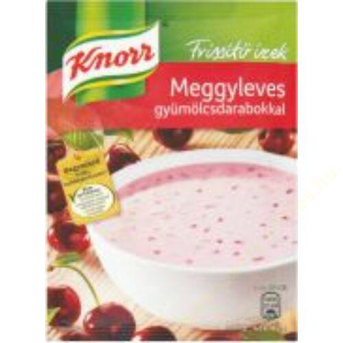 Knorr meggyleves 56g