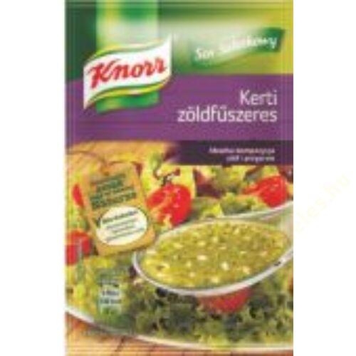 Knorr Salátaöntet por 8g kerti zöldfüszeres