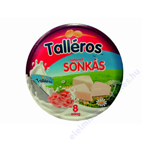 Kõrösi talléros sajt 140g sonkás