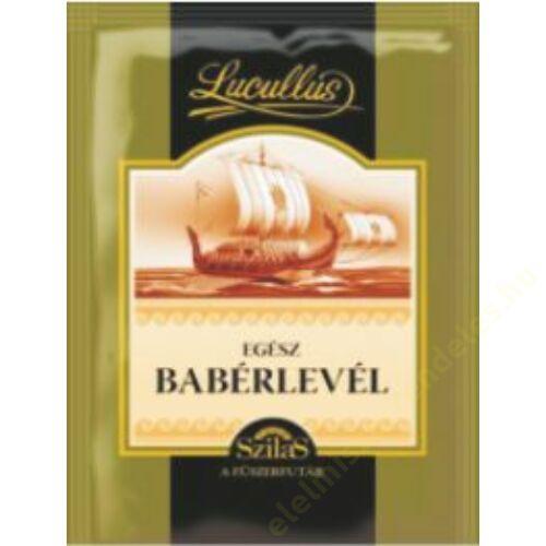 Lucullus babérlevél 5g   20db/#