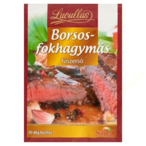 Lucullus Borsos-Fokhagymás füszersó 28g