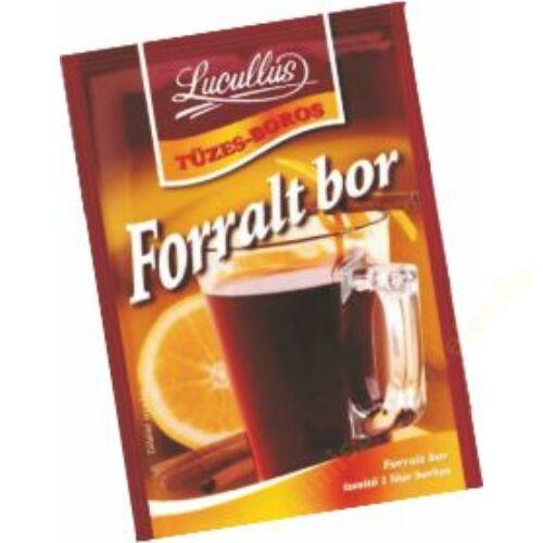 .Lucullus Forralt bor ízesít_ 60g  15db/#