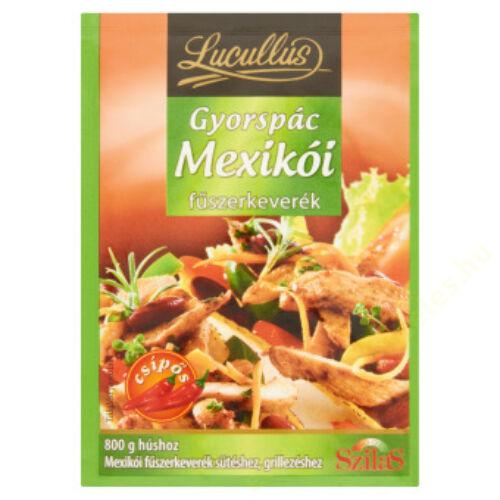 .Lucullus gyorspác 30g Mexikói  20db/#