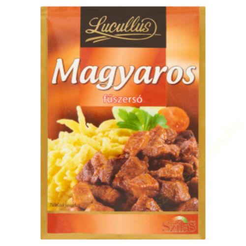 Lucullus Magyaros füszersó 40g  20db/#