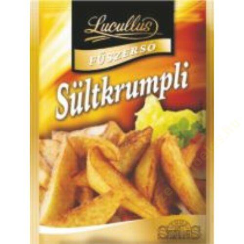 Lucullus Sültkrumpli Füszersó 30g  20db/#
