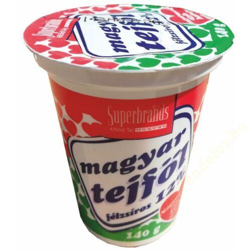 Magyar tejföl 12% 140g *