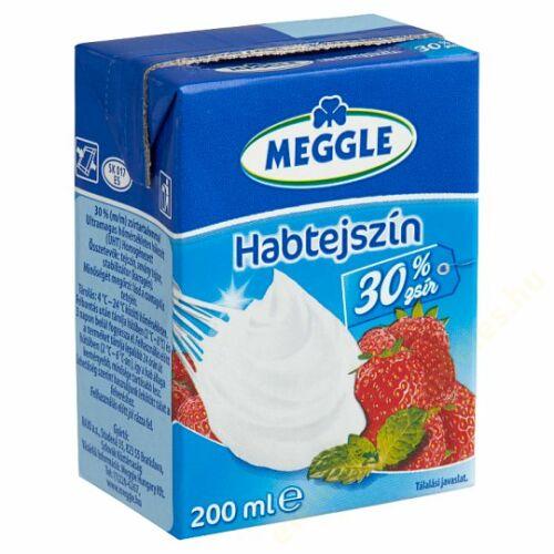 Meggle Habtejszín 200ml 30% UHT