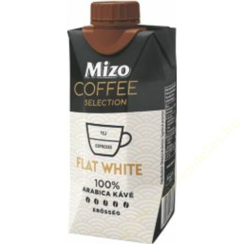 Mizo coffee selection 330ml Flat white