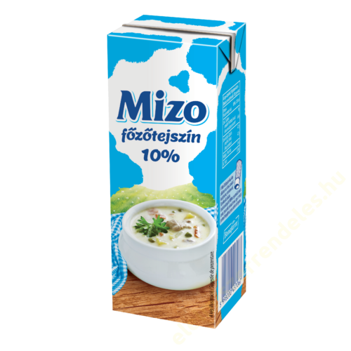 Mizo Főzőtejszín 10% 200ml