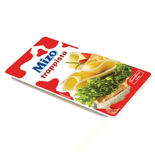 Mizo Trappista sajt 125g szeletelt