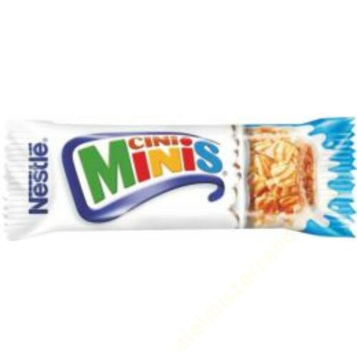 Nestlé gabonapehely szelet 25g Cini Minis