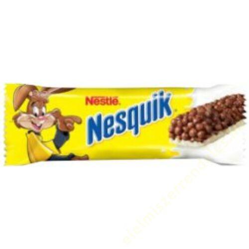 Nestlé gabonapehely szelet 25g Nesquik