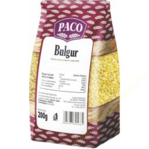 .PACO Bulgur 200g