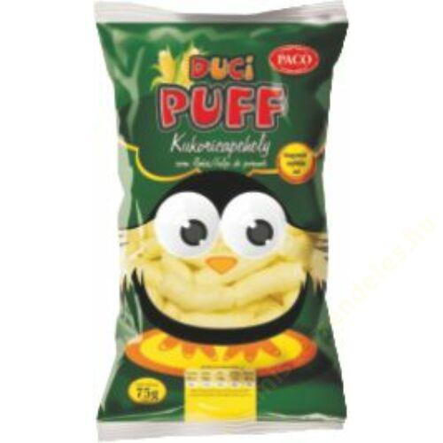 PACO Duci Puff 75g Hagymás-tejfölös  20db/#