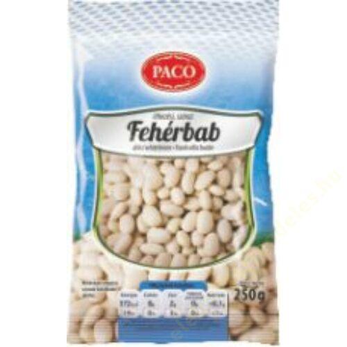 PACO Fehérbab 250g  30db/#