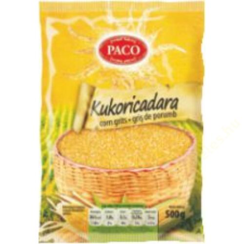 .PACO Kukoricadara 500g    20db/# 1400db/rkl.