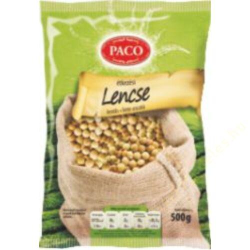 PACO Lencse 500g 20db/#