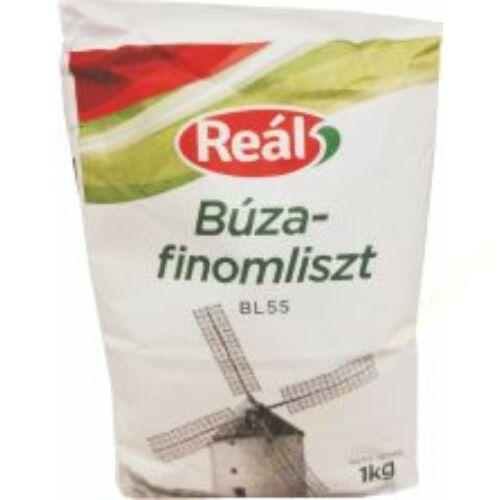 Reál Finomliszt 1kg BL55     800db/#