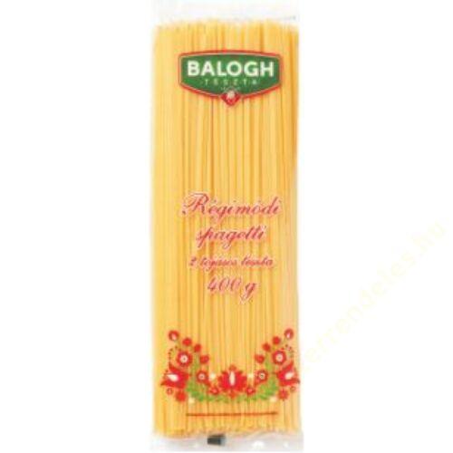 .Régimódi 2t. 400g spagetti 24/# 648kg/rkl