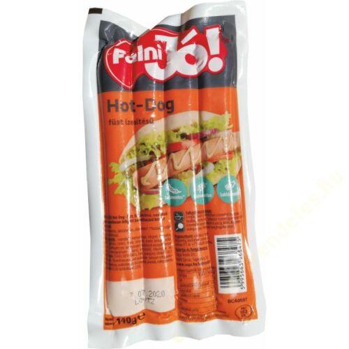 Sága Falni jó Hot-Dog 140g füst ízű